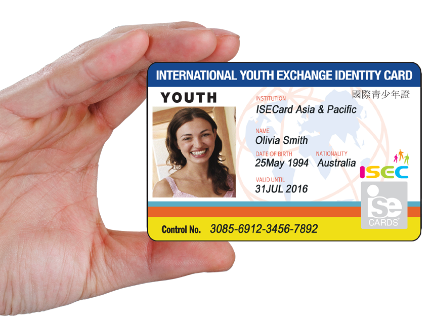IYEC Youth card