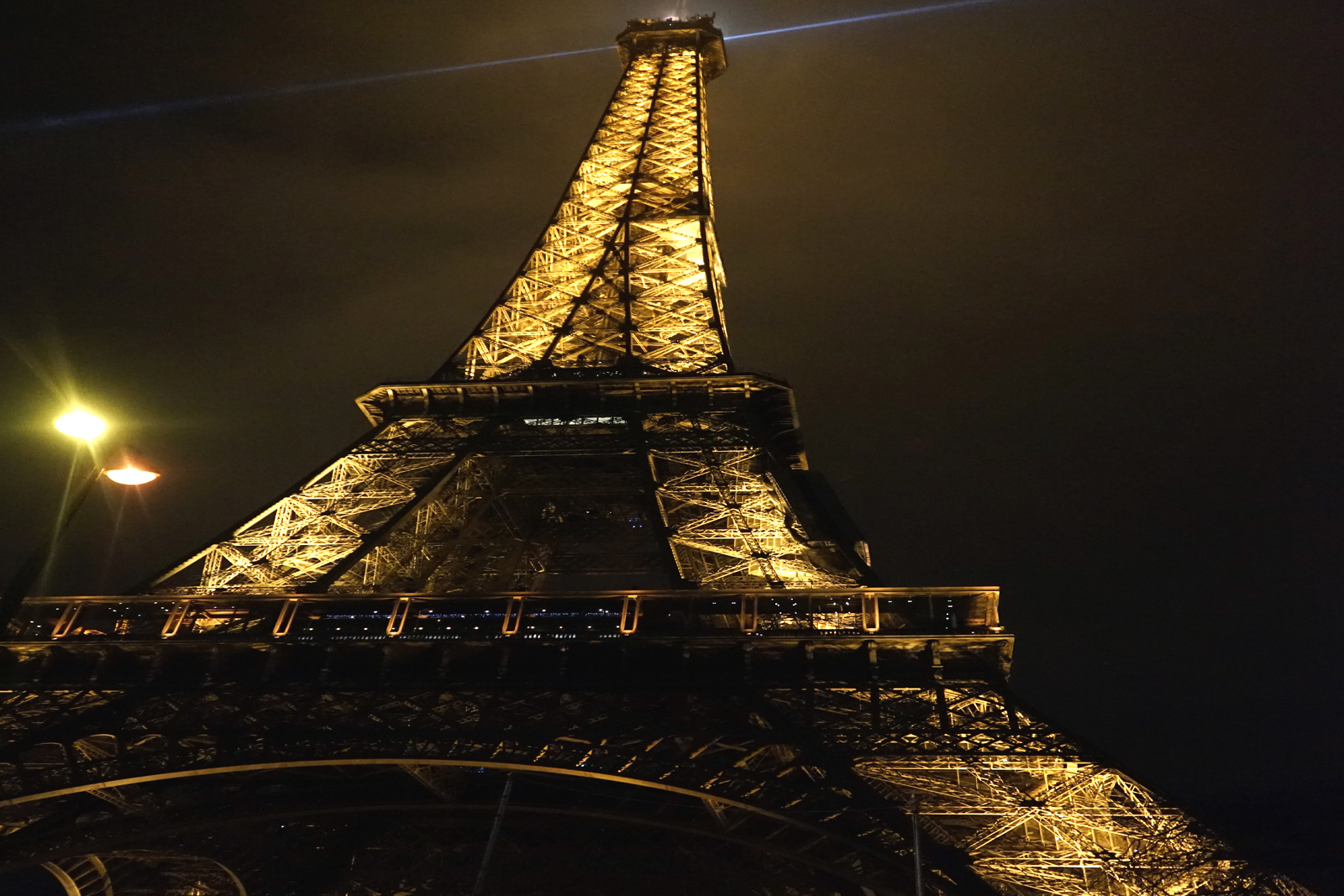Effel Tower in Paris